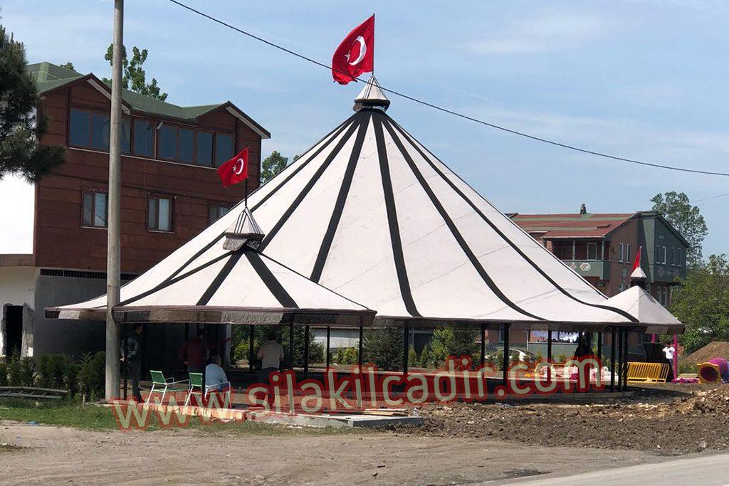 kıl çadır 12